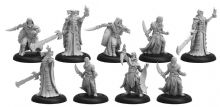 Cultist Band & Dark Sentinels  Infernal Unit & Weapon Attachment (metal)